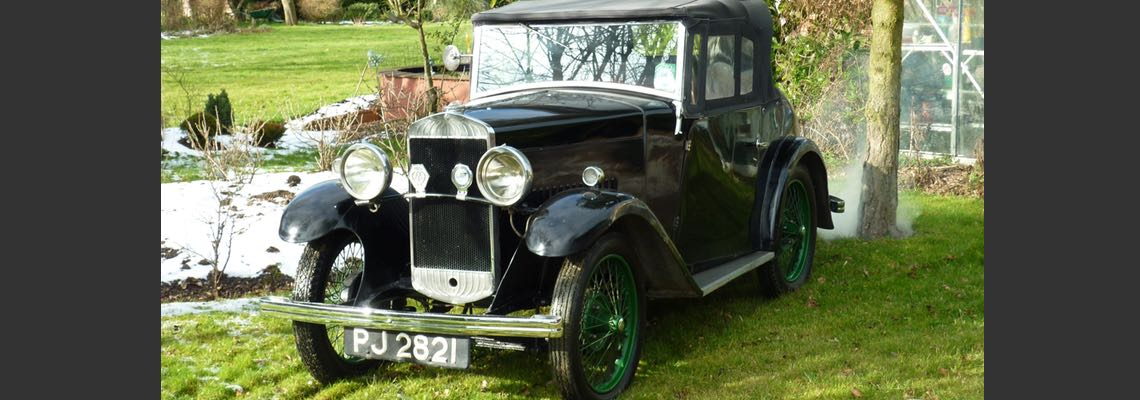 Brownings Restoration for Classic and Vintage cars in Keysoe, Bedfordshire